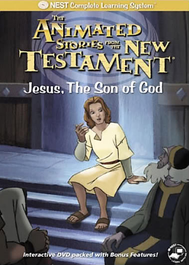 Animated-Stories-from-the-Bible-New-Testament-Jesus-The-Son-of-God-NEST-Christian-MovieFilm-DVD