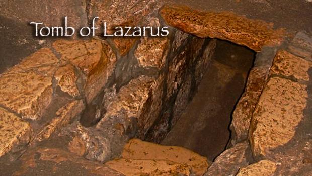 Tomb-of-Lazarus
