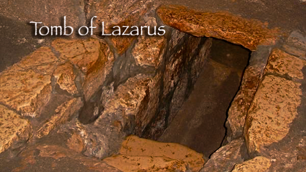 Tomb-of-Lazarus